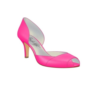 Perfect Pink High Heel